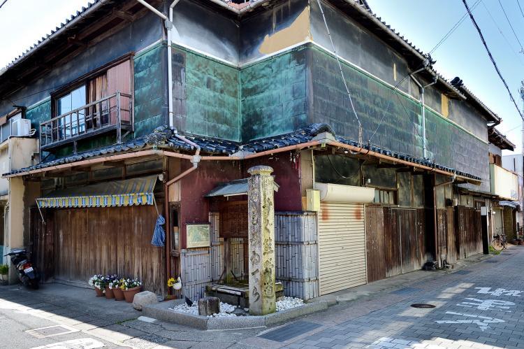 湯淺傳統建築群保存地區