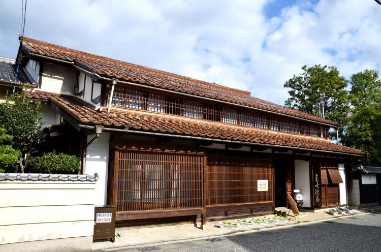 倉吉淀屋(舊牧田家住宅)