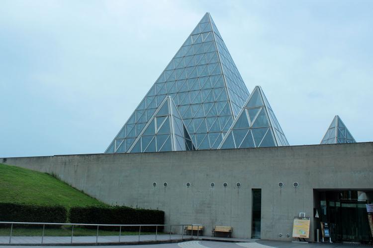 仁摩砂之博物館(砂博物館)