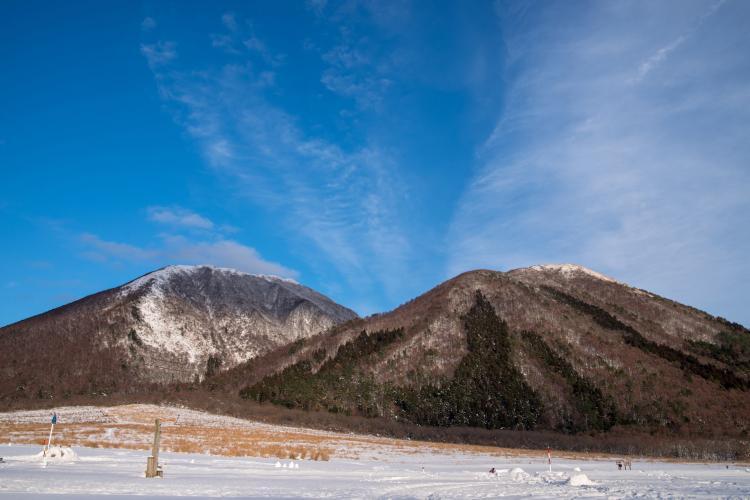 國立公園 三瓶山