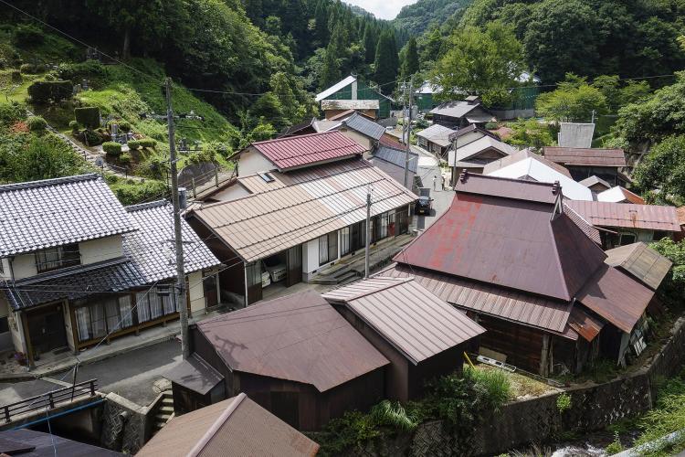 菅谷TATARA山内(古老製鐵所)