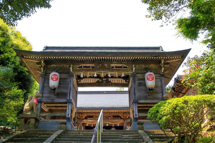 城山稻荷神社