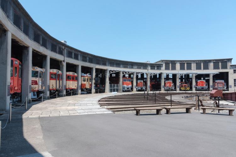 津山鐵道教育館