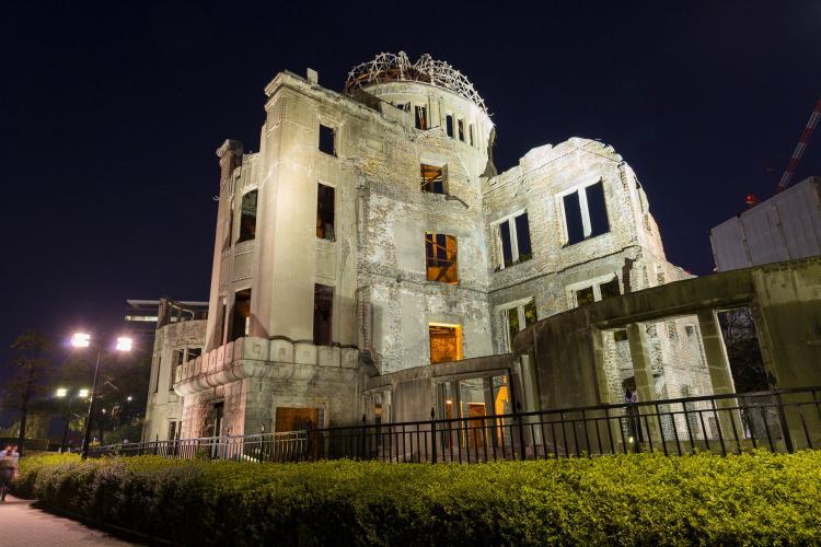 和平紀念公園(原爆圓頂屋)