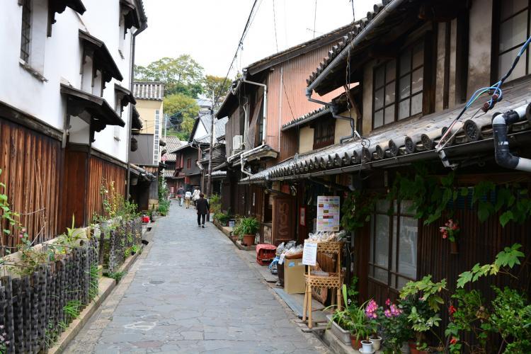 鞆之浦(傳統建造物群保存地區)
