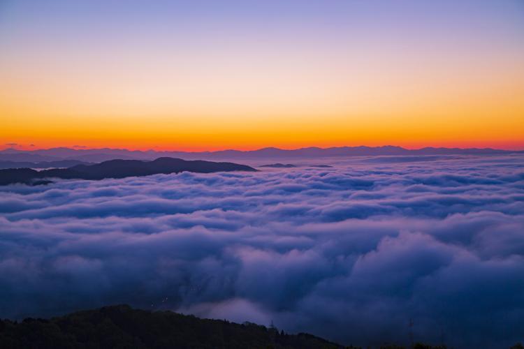 高谷山(霧之海展望台)