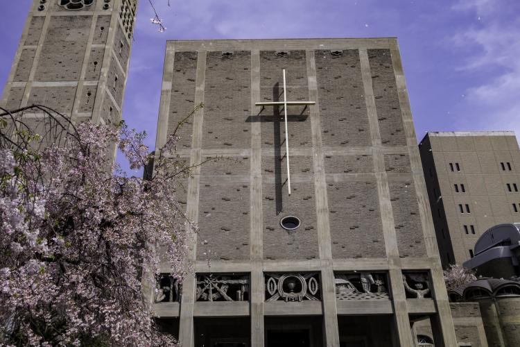 世界平和記念聖堂(天主教幟町教會)