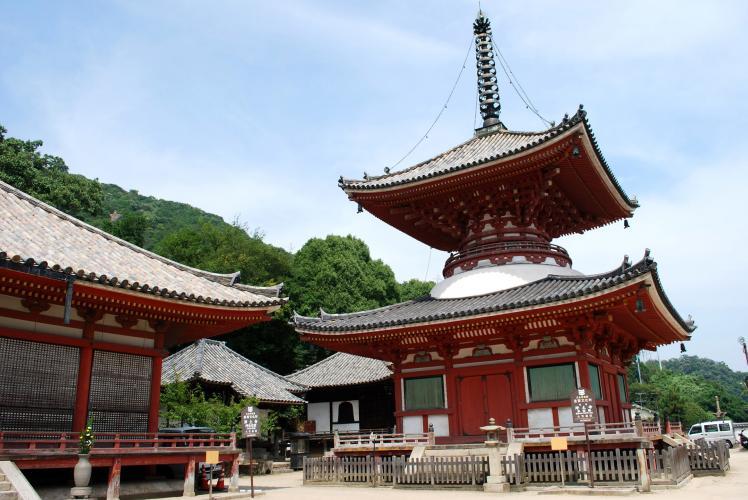 浄土寺(尾道)