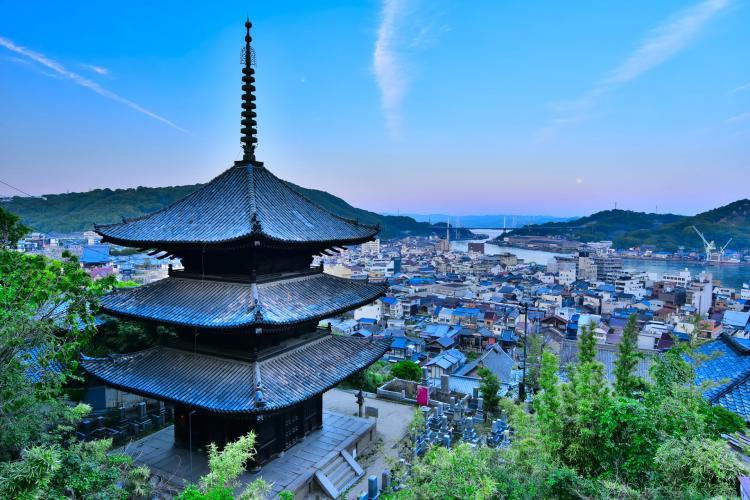 天寧寺(尾道)