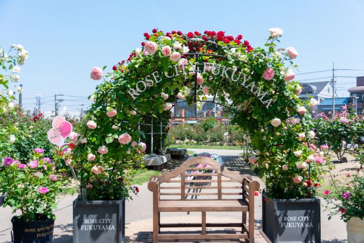 福山玫瑰公園
