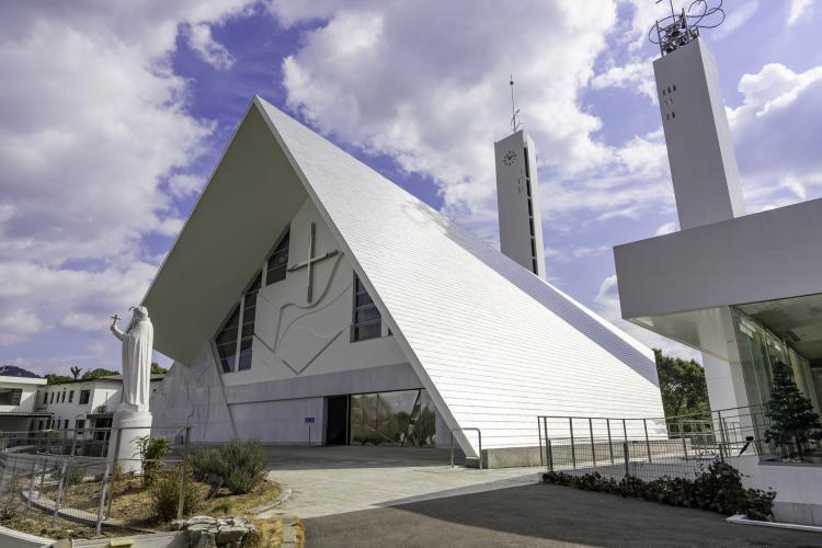 山口沙勿略紀念聖堂(山口天主教教會)