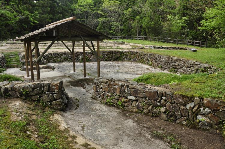 大板山吹爐製鉄遺跡