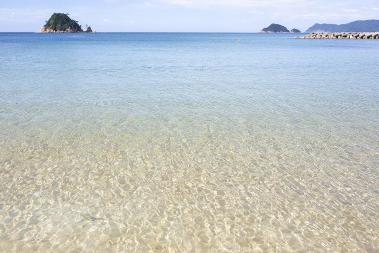 鳴砂海灘「後濱」