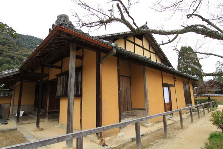 舊目加田家