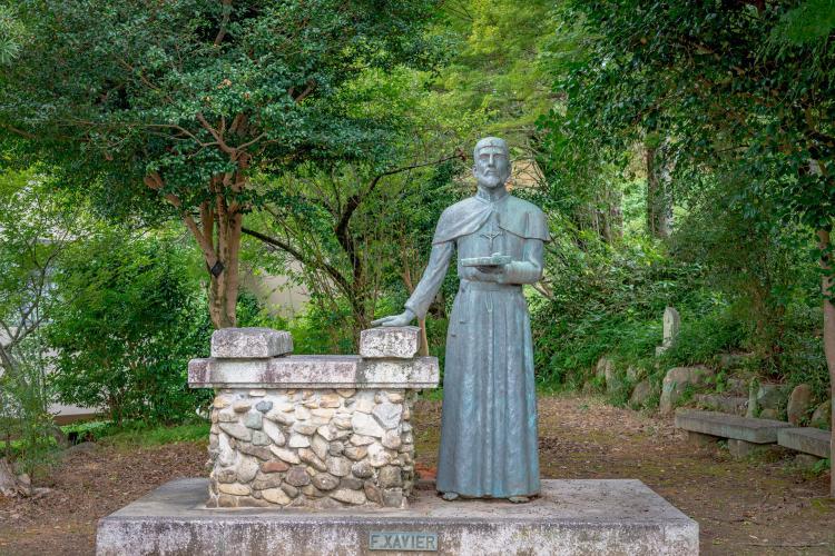 山口沙勿略記紀念聖堂