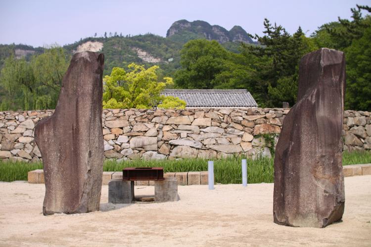 野口勇庭園美術館