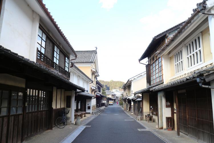 内子町八日市護國(傳統的建造物群保存地區)