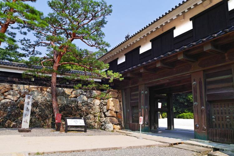 高知城(高知公園)