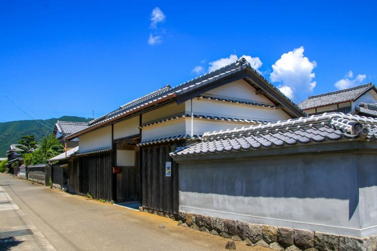 土居廓中傳統建造物群保存地區