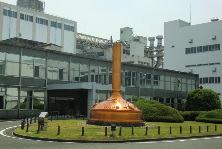 麒麟啤酒福岡工廠