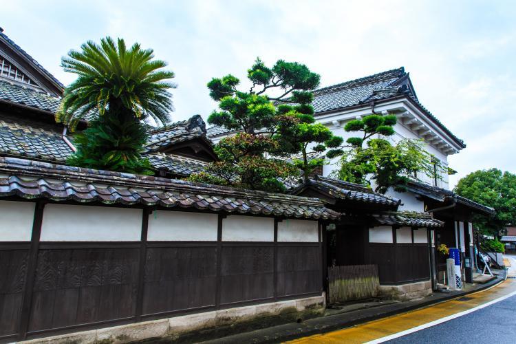 筑後吉井(傳統的建造物群保存地區)