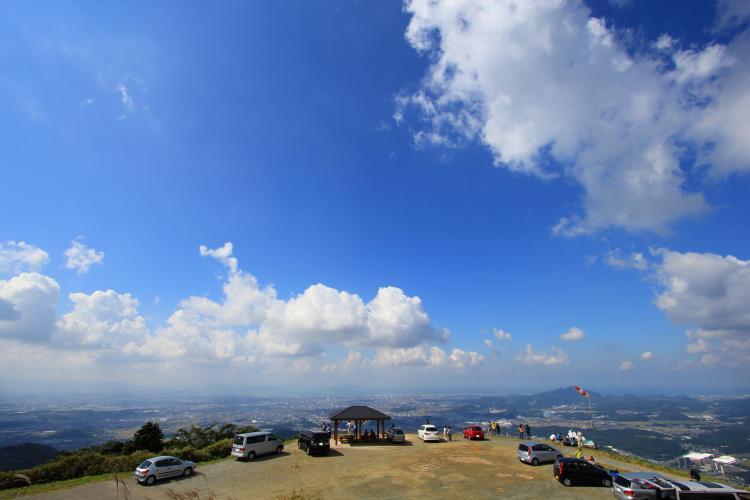 米之山展望台