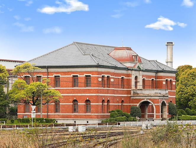 官營八幡製鐵所舊本事務所