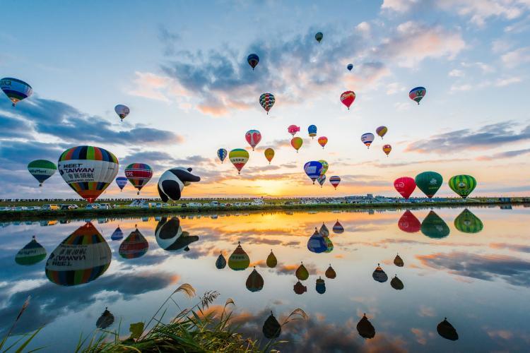 佐賀國際熱氣球節