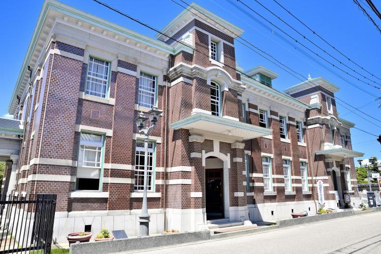 舊古賀銀行(佐賀市歷史民俗館)