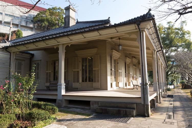 長崎市東山手地區(傳統的建造物群保存地區)