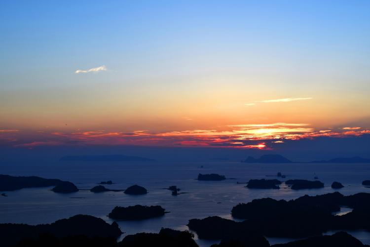 船越展望所(九十九島)