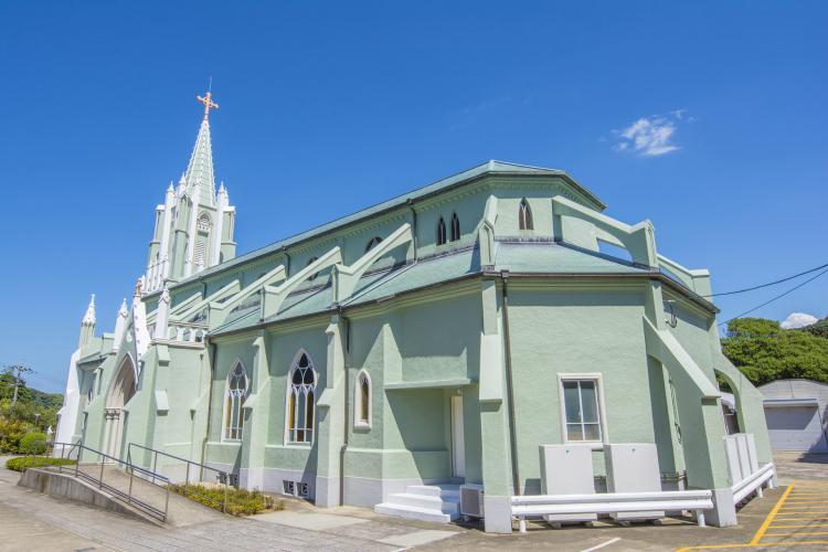 平戶沙勿略記念教會(平戶・五島教會群)