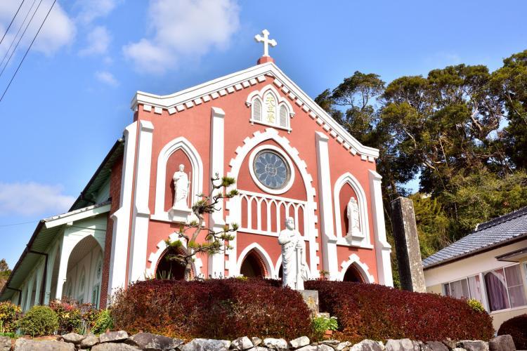 寶龜教會(平戶・五島教會群)