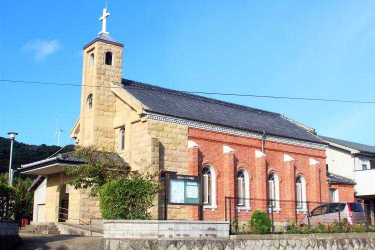 山田教會(平戶・五島教會群)