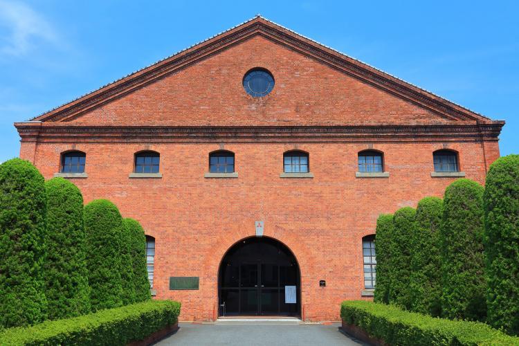 三菱長崎造船所舊木型工場(長崎造船所史料館)