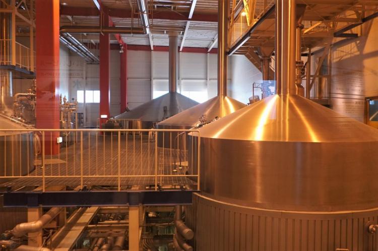 札幌啤酒九州日田工廠