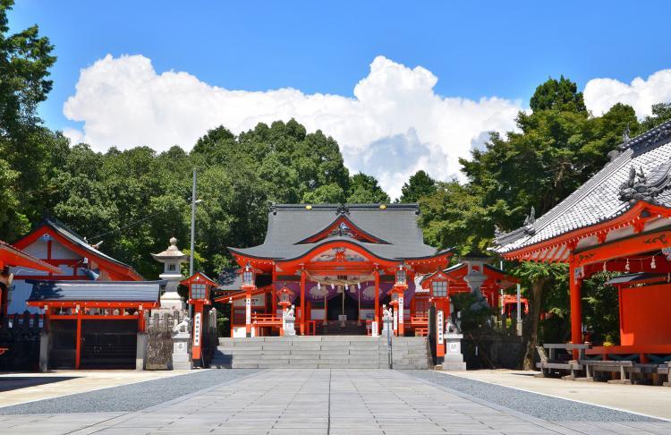 扇森稲荷神社