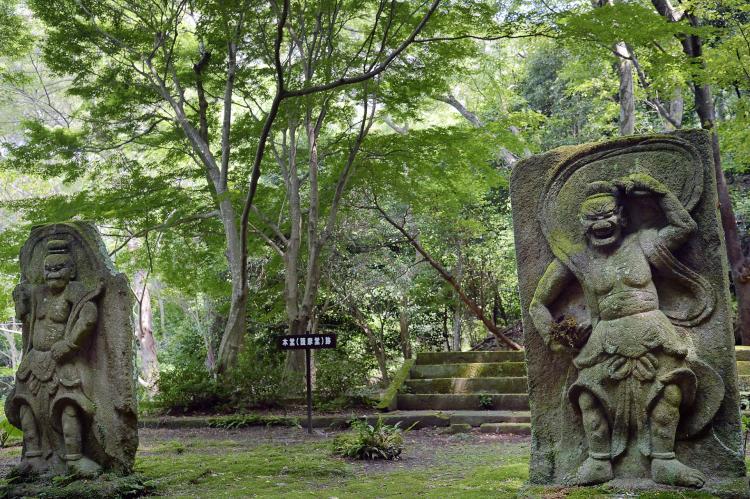 舊千燈寺跡