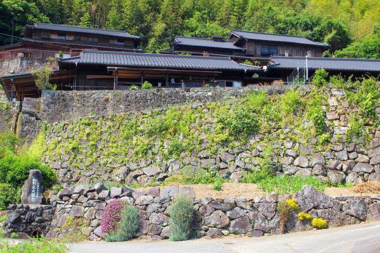 椎葉村十根川(傳統建造物群保存地區)