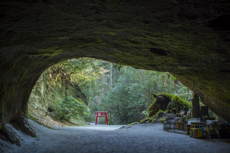 溝之口洞穴