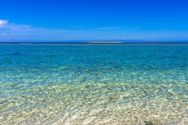 瀬底海灘(瀬底島)