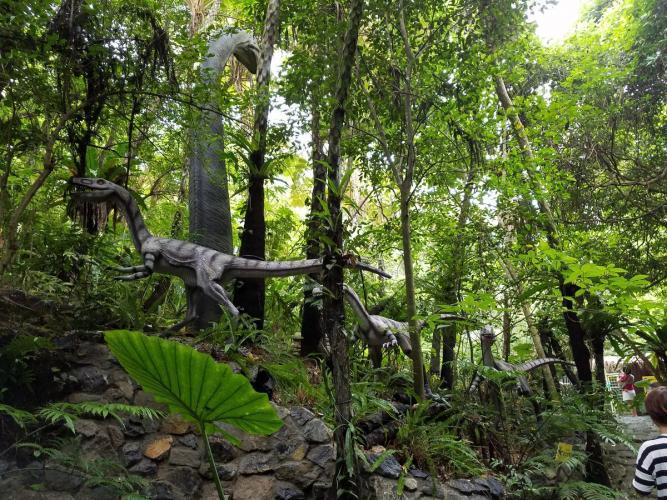 DINO恐龍公園 山原亞熱帶之森